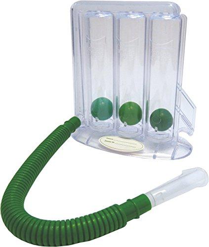 Atemtrainer Lungentrainer Atemgymnastik, 3 Kammersystem