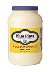 Heavy Mayo: Our time-honored recipe is crafted using only the egg yolks and a few other simple ingredients. This classic sandwich spread is also great for grilling, dips, dressings, sauces and salads Legendary Spread: Bolder, richer and creamier than...