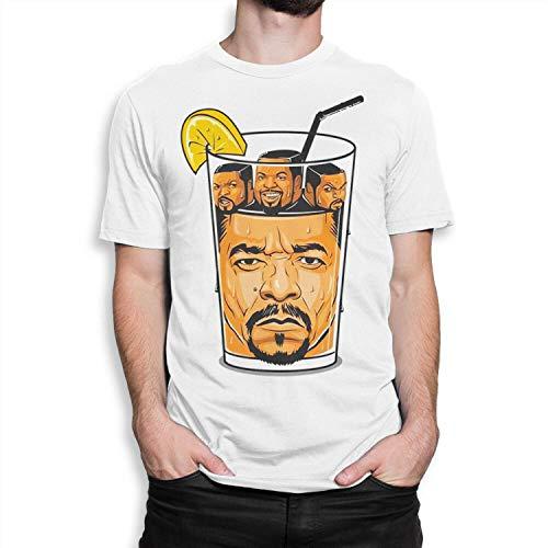 Ice-T and Ice Cube Funny Rap T-Shirt, Men's Women's, L-Men