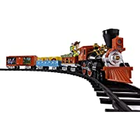 Lionel Pixar's Toy Story Ready-to-Play Battery Powered Model Train Set with Remote
