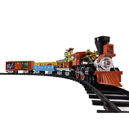 Amazon - Lionel Pixar's Toy Story Ready-to-Play Train Set $69.99