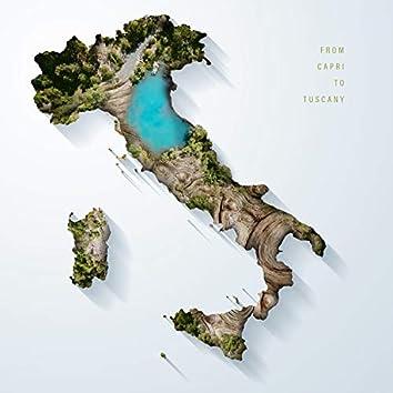 From Capri to Tuscany