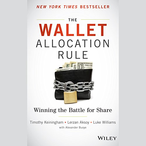 The Wallet Allocation Rule audiobook cover art