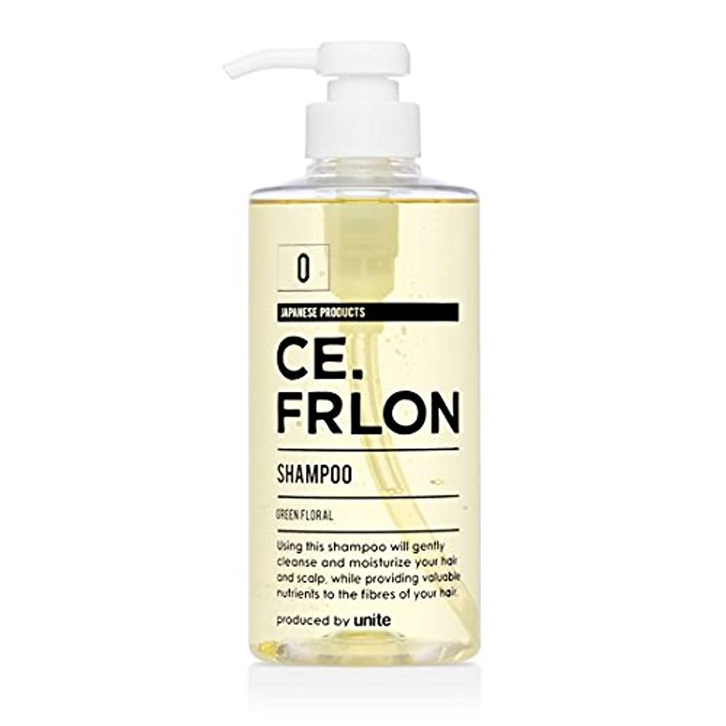 検証検索エンジンマーケティング負担シャンプー 500ml CE.FRLON (美容師が開発したヘアケア商品)