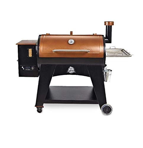 Pit Boss Austin XL 1000 sq. in. Pellet Grill w/ Flame Broiler &...