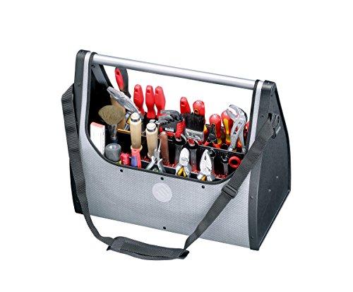 Parat 72.000.399 TPF Comercial 0007673850015-Maleta de Herramientas (plástico ABS, 495 x 250 x...