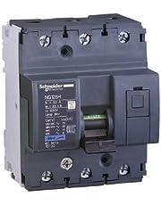 Schneider Electric 18729 Interruptor Automático Magnetotérmico, NG125H, 3P, 50A, Curva C