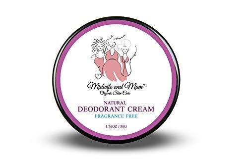 Fragrance-Free Cream Deodorant Fragrance-Free Cream Deodorant 100% Natural, Vegan, Organic,for Men & Women