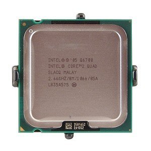 Intel Q6700 2.66GHz Quad Core 775 Bulk CPU