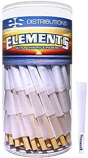 rice paper cigarette tubes