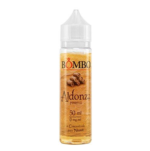 Bombo Aldonza Gran Reserva 50ML - Sin nicotina ni