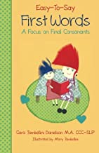 Easy-To-Say First Words: A Focus on Final Consonants PDF