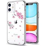 ESR Coque pour iPhone 11, Etui Transparente Silicone Gel TPU Souple avec Motif Dessin...