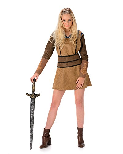 Karnival Costumes Costume de Viking pour Femme