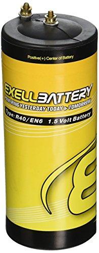 Radio Transistor A Pilas  marca Exell Battery