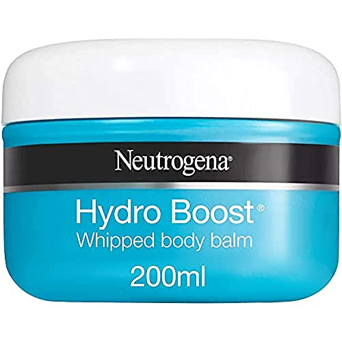 Neutrogena, Hydro Boost Whipped Body Balm, 200 ml