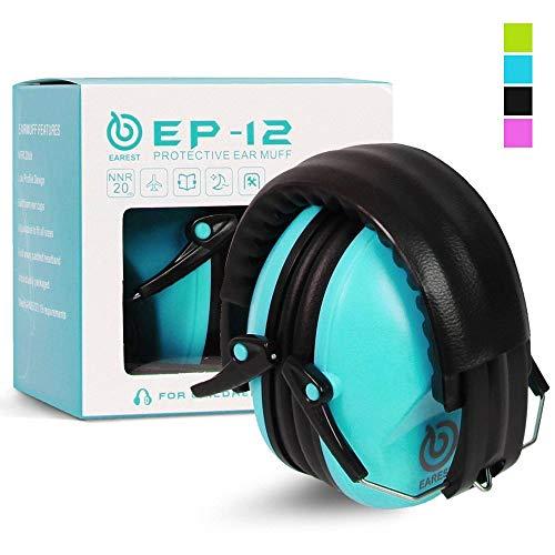 Silverline ear defenders snr 27DB confortable protection sécurité manchons rouge 633815