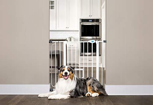 Carlson Extra-Wide Walk-Through Pet Gate