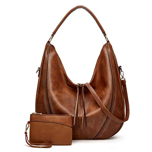 Large Hobo Bags for women,Multiple pockets Top-handle and Crossbody Bags,...