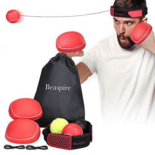 Boxtraining Ball 3 Arten Reflex Kampf...