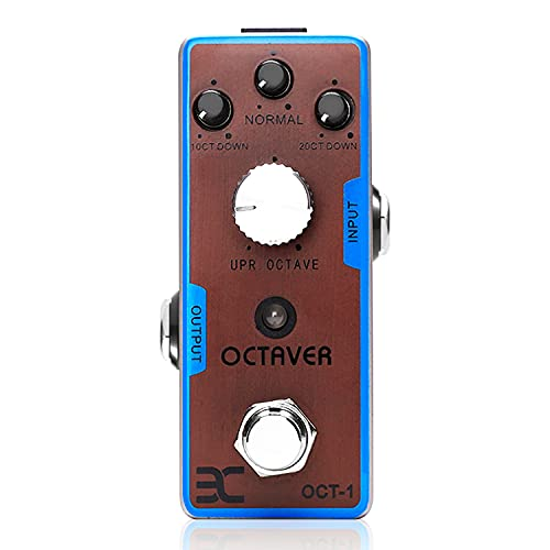 EX Analog Octave Guitar Pedal