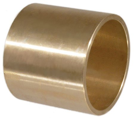 1 1/8 Nom. I.D, 1 3/8 Nom. O.D, 1. Lg, Bunting Bearings, SAE 841 Bronze - Oil Impregnated (1 Each)