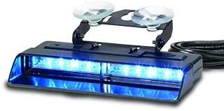 Federal SIgnal XStream Tri Color Dash Light, Blue, Red, White - XSM2-BRW