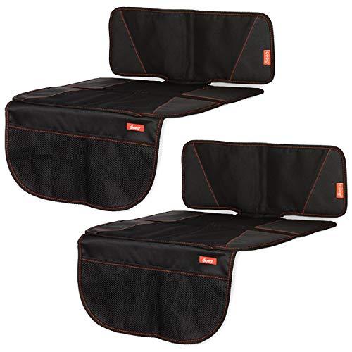 Diono Super Mat, Car Seat Protector (2-Pack) Bl