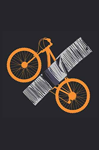 Kalender 2021 - 2022 MTB Mountain Bike Mountainbike Fahrrad Klebeband Radfahrer: 28.12.2020 - 02.01.2022 Kalender A5 ( 6