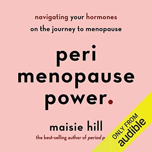 Perimenopause Power cover art