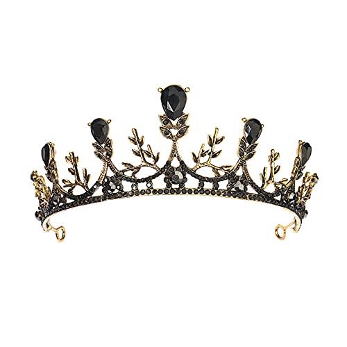 Accesorios para el cabello de la boda para las mujeres Bridal Crown...