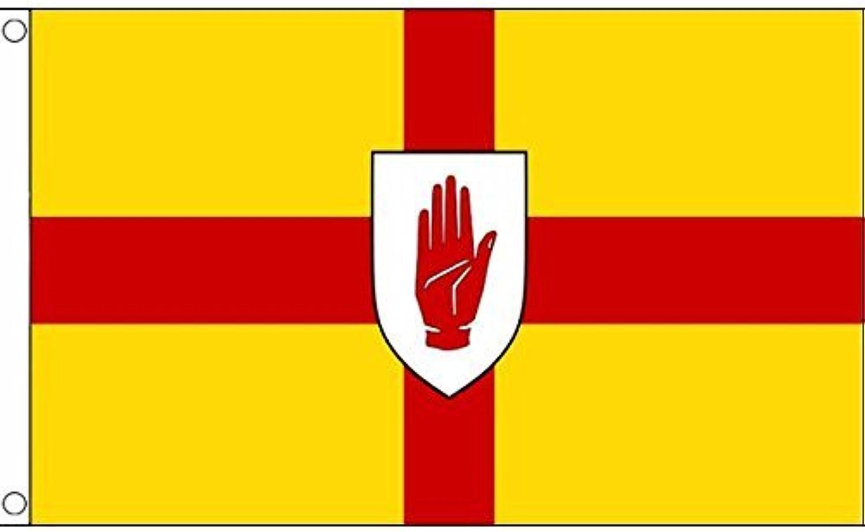 Ulster Flagge - große 5 x 3' - Nordirland flagsuperstore B01BJ3LKNC | Feinen Qualität