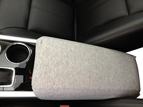Chevy Equinox 2010-2014 SUV Car Auto Center Console Armrest Cover Protects from Dirt and Damage Renews Old Damaged Consoles-Taupe