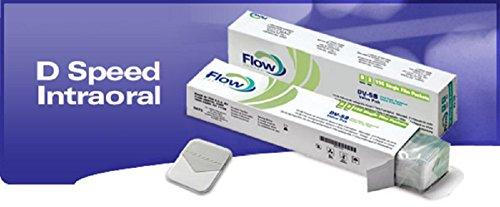 Flow X-Ray Corp 18200 DV-58 #2 Single Flow X-Ray Film 150/Bx