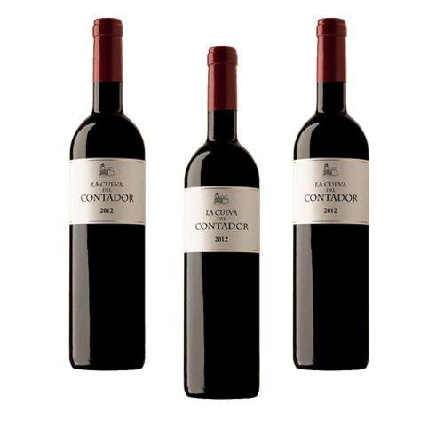 La Cueva del Contador - Vino Tinto - 3 Botellas