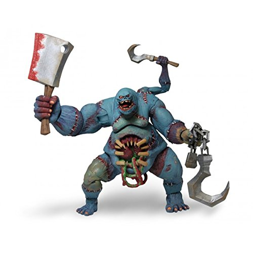 NECA Boxed and Stitches Heroes of The Storm Scale Action Figure, 7'