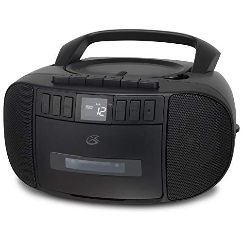 GPX BCA209B Portable Am/FM Boomb...
