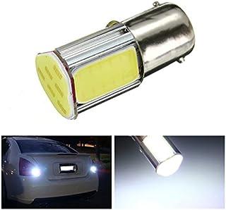 Generic BA15S 1156 P21W 382 DC12V 5W 500LM White 4COB LED Car Turn Lights Rear Reversing Bulb