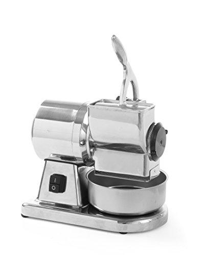 HENDI Urządzenie do tarcia twardych serów i bułki tartej - 30 kg/h - 230V / 380W - 280x250x(H)310mm