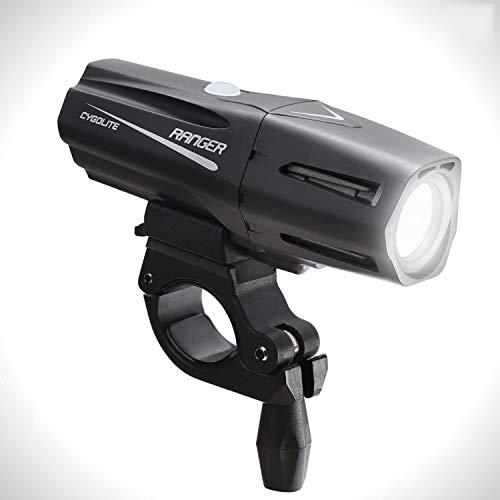 Cygolite Ranger – 1,400 Lumen Bike Light – 5 Night & 3 Daytime Modes – Compact & Durable –...