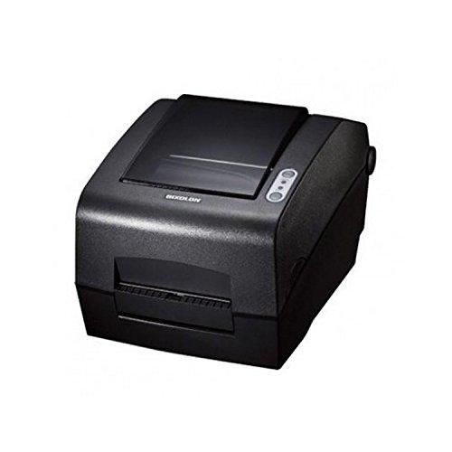 Bixolon SLP-TX400, Black, SLP-TX400G (TT, 203dpi, ADJ Gap Sensor, Serial, parallel, USB, Black Mark Sensor)