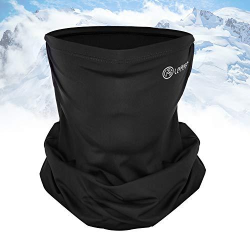 LEMEGO Fast-Dry Multifunktionstuch Schlauchschal Beide-Ohrschlaufe-Design Gesichtstuch Halstuch Atmungsaktiv Weich Stirnband Bandana Elastisch UV400 für Herren Damen