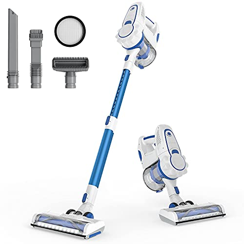 ORFELD Cordless Vacuum Cleaner For Pet Hair With 1.4L Big Dustbin