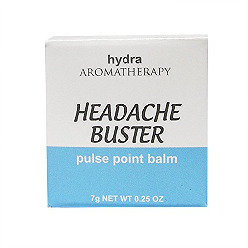 hydraAromatherapy Headache Buster Pulse Point Balm