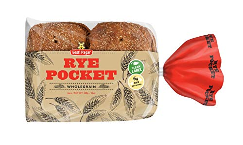 Rye Pocket, Case of 18 Packs