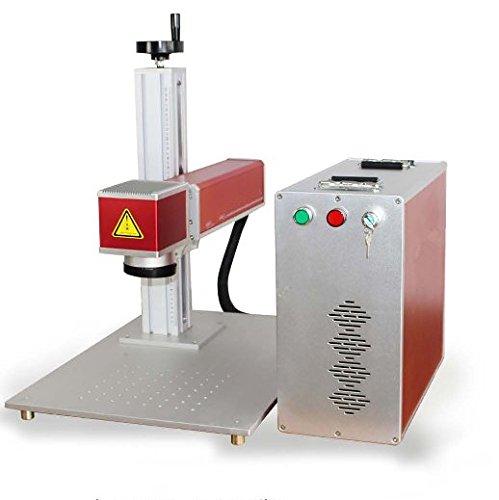 Kohstar, laser-markeermachine, metalen laser-markering, graveermachines 30 W