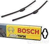 Bosch Aerotwin 3397118979 Original Equipment Replacement Wiper Blade - 24'/19' (Set of 2) Top Lock 19mm