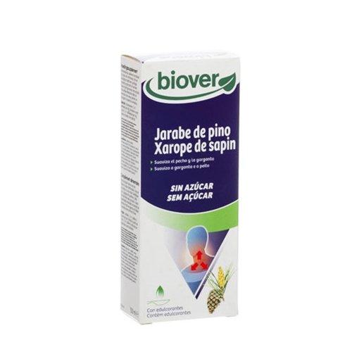 Biover Sirop Sapin sans Sucre 150 ml
