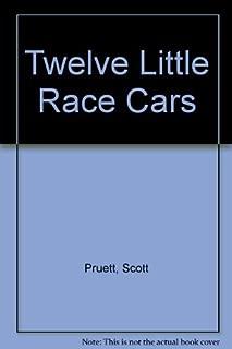 Twelve Little Race Cars
