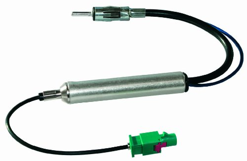 Phonocar 8/541 Adaptateur pour antennes autoradio FAKRA-DIN Multicolore